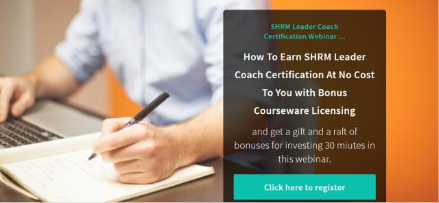 shrm webinar registration